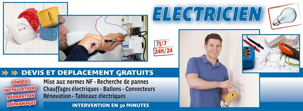 Electricien Bougival